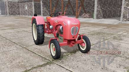 Porsche-Diesel Junior pour Farming Simulator 2017