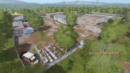Le village de Molokovo v1.7.9 pour Farming Simulator 2017