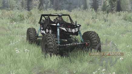 Gabe Caddy crawler pour MudRunner