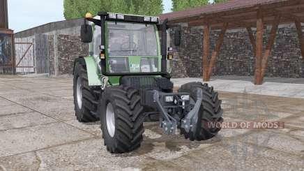Fendt 380 GTA Turbo neue reifen für Farming Simulator 2017