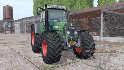 Fendt 818 Vario TMS v2.0 pour Farming Simulator 2017