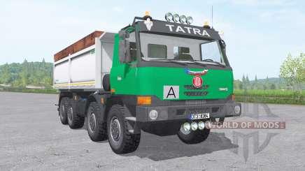 Tatra T815 P TerrNo1 8x8 1998 für Farming Simulator 2017