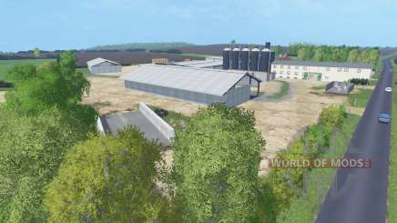 Grande Brenne v2.0 pour Farming Simulator 2015