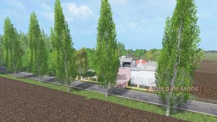La mazovie v1.1 pour Farming Simulator 2015