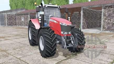 Massey Ferguson 7722 Dyna-6 für Farming Simulator 2017
