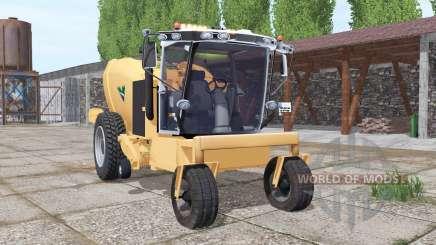 Vermeer ZR5-1200 für Farming Simulator 2017