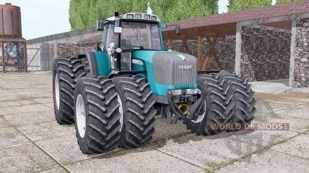 Fendt 920 Vario TMS Petrol pack v2.0 für Farming Simulator 2017