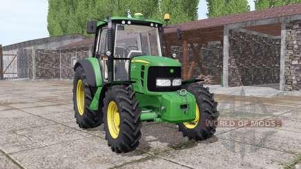 John Deere 6130 v5.0.0.1 für Farming Simulator 2017