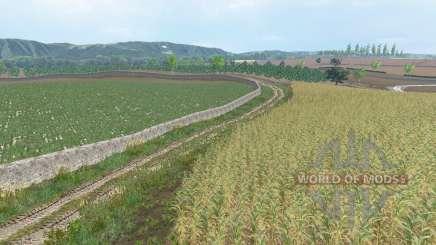 Crown of Aragon v1.2 pour Farming Simulator 2015