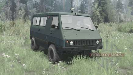 UAZ 3972 Wagon 1990 pour MudRunner