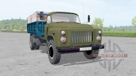 GAZ 53 LKWs v1.3 für Farming Simulator 2017