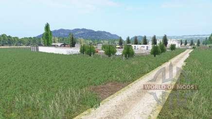 Patakfalva für Farming Simulator 2017