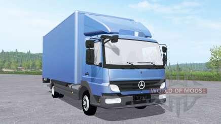 Mercedes-Benz Atego 818 2004 pour Farming Simulator 2017