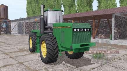 John Deere 8970 v1.0.1 für Farming Simulator 2017