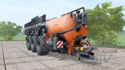 Veenhuis Premium Integral II Gamling Edition pour Farming Simulator 2017