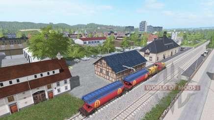 Zurzach v1.1 für Farming Simulator 2017
