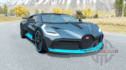 Bugatti Divo 2018 pour BeamNG Drive