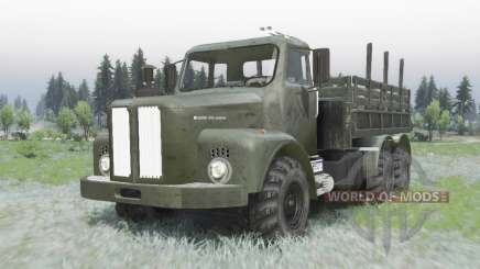 Scania LS110 pour Spin Tires