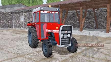 IMT 549 DLI dynamic hoses pour Farming Simulator 2017