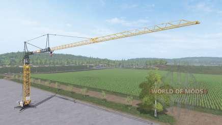 Liebherr 81 K pour Farming Simulator 2017