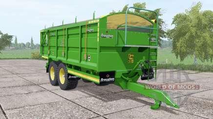 Broughan 16ft v1.1 pour Farming Simulator 2017