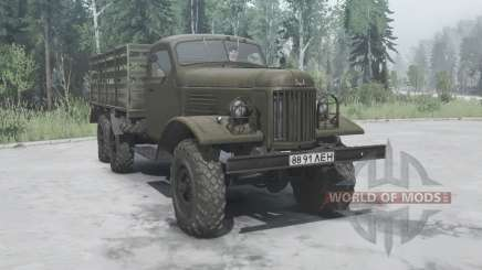 ZIL 157К 1962 pour MudRunner