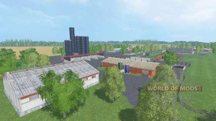 Viel Arbeit pour Farming Simulator 2015