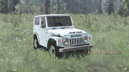 Suzuki LJ80 Hard Top 1978 für MudRunner