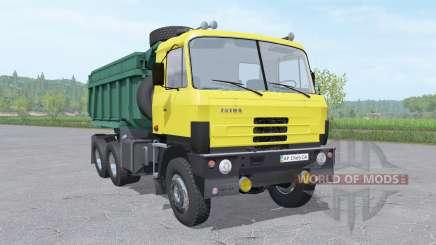 Tatra T815 S3 v2.0 für Farming Simulator 2017
