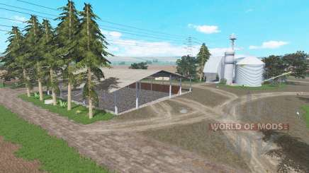 Fazenda Ponte Pedra für Farming Simulator 2017