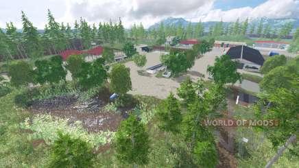 Sudenhagen v0.9 pour Farming Simulator 2015