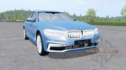 BMW 540i xDrive sedan (G30) 2017 v1.0.0.1 pour Farming Simulator 2017