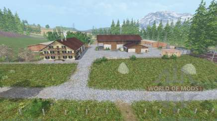 Two Rivers v1.3 pour Farming Simulator 2015