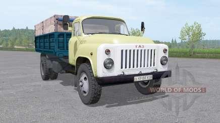 GAZ 53 LKWs v1.1 für Farming Simulator 2017