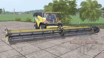 New Holland CR10.90 Tuning Edition pour Farming Simulator 2017