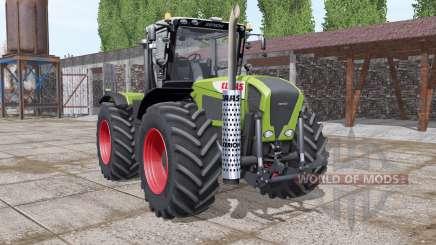 CLAAS Xerion 3300 Trac VC dynamic pants für Farming Simulator 2017