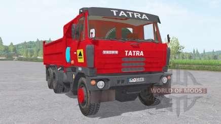 Tatra T815 S3 6x6 1982 für Farming Simulator 2017