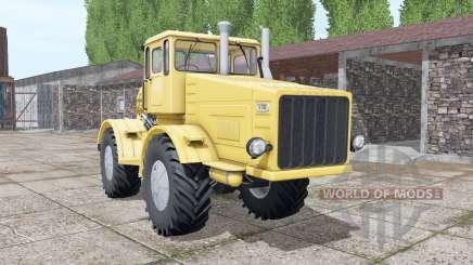 Kirovets K 700 early release für Farming Simulator 2017