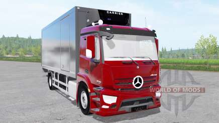 Mercedes-Benz Antos 2040 2012 pour Farming Simulator 2017