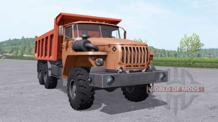 Ural 55571 v2.0 für Farming Simulator 2017