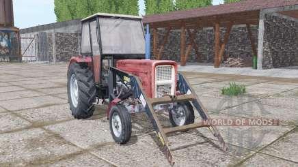 URSUS C-360 front loader v2.0 für Farming Simulator 2017