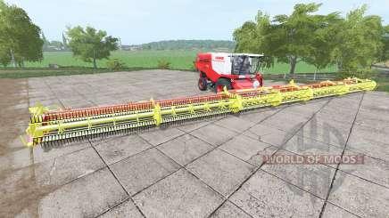 CLAAS Lexion 770 APS Hybrid pour Farming Simulator 2017