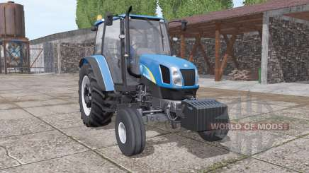 New Holland T5040 v1.1 pour Farming Simulator 2017