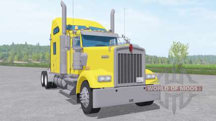 Kenworth W900 Sleeper Cab pour Farming Simulator 2017