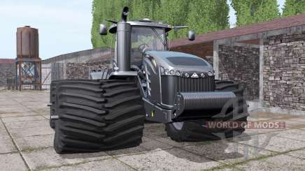 Challenger MT955E 1250hp black pour Farming Simulator 2017