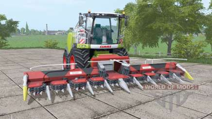 CLAAS Jaguar 970 Type 496 für Farming Simulator 2017
