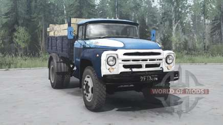 ZIL-130 4x4 pour MudRunner