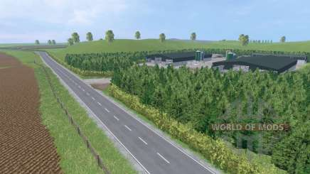 Poplar Valley pour Farming Simulator 2015