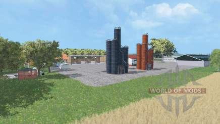 Auvergne pour Farming Simulator 2015