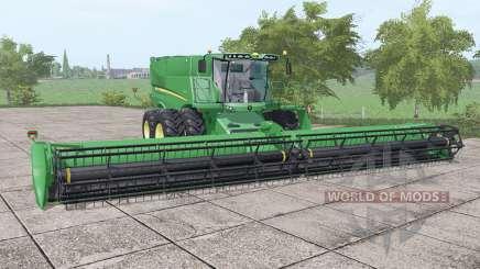 John Deere S790 pour Farming Simulator 2017